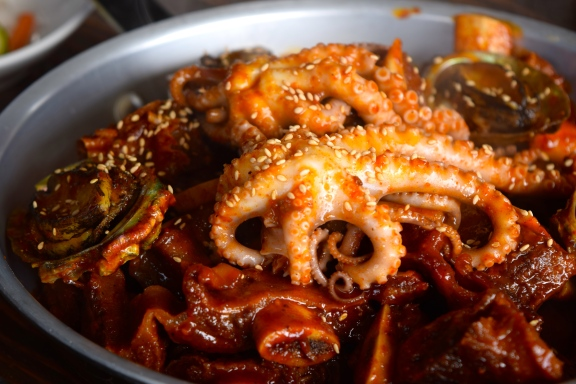 Food in Jeju
