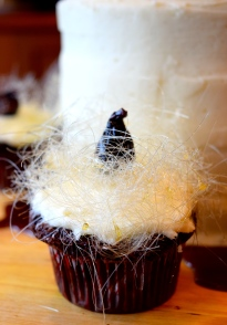 Fig, Cognac and Mascarpone Cake